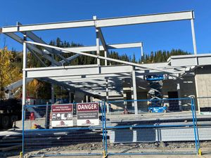 Challenger Disability Group Steel Erection Whitehorse